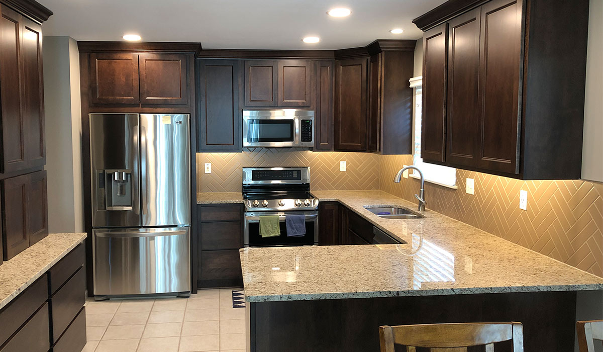Custom Kitchen | Studio 11 Cabinets & Design