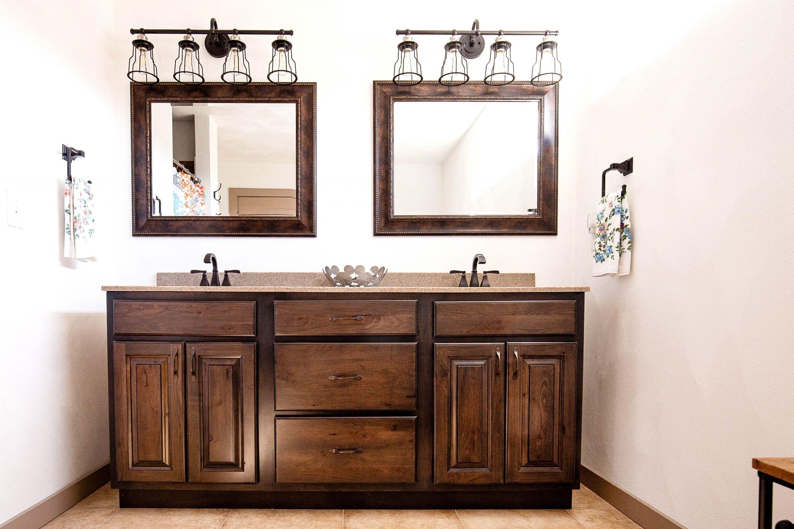 Custom Bathrooms | Studio 11 Cabinets & Design