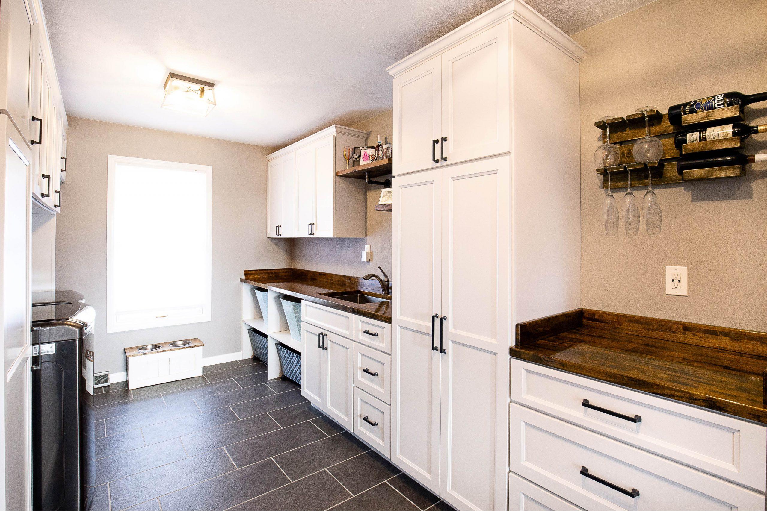 Custom Laundry Rooms | Studio 11 Cabinets & Design