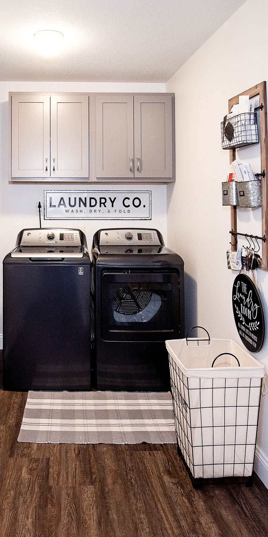 Custom Laundry Rooms | Studio 11 Cabinets & Design