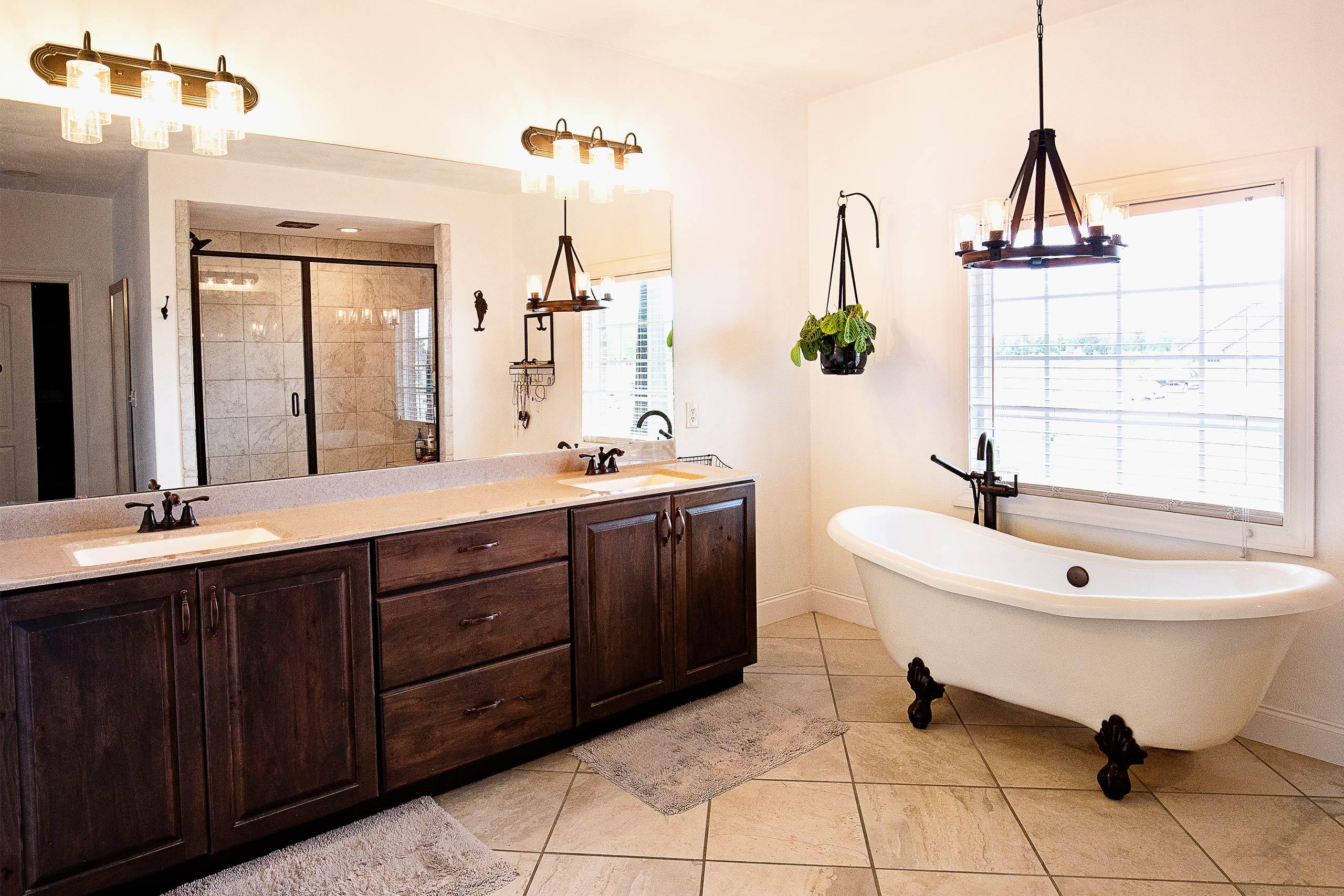 Luxury Bathroom Remodels | Columbia IL 62236