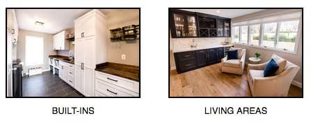 Living Area Design | Studio 11 Cabinets & Design