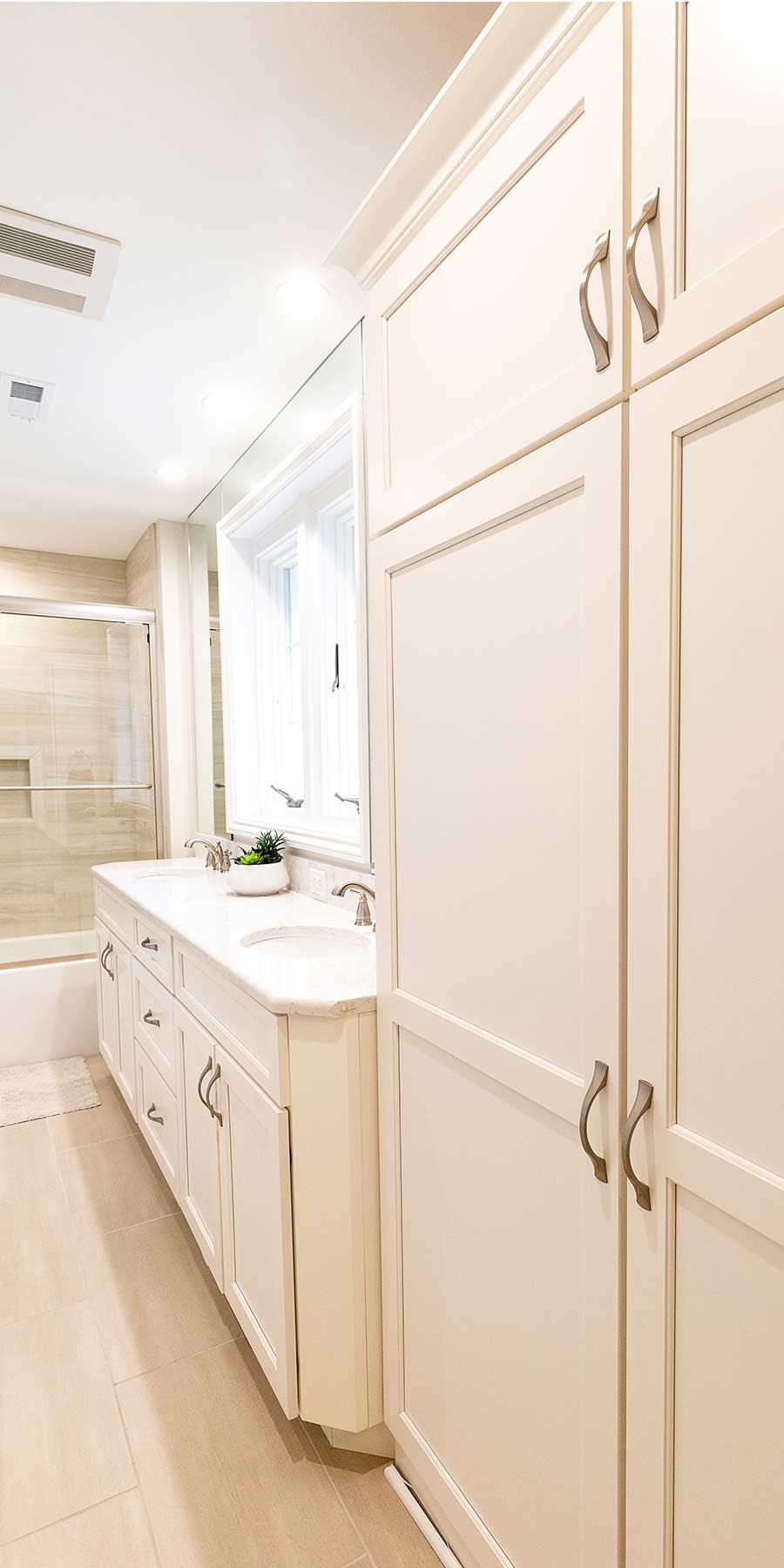Bathroom Remodel | Studio 11 Cabinets & Design