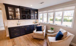 Custom Bar Cabinets | Studio 11 Cabinets & Design