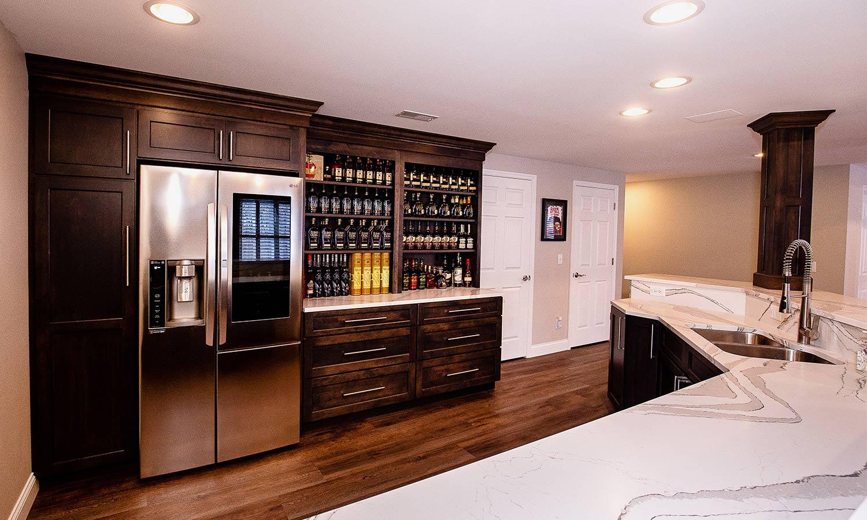 Bar Design | Studio 11 Cabinets & Design