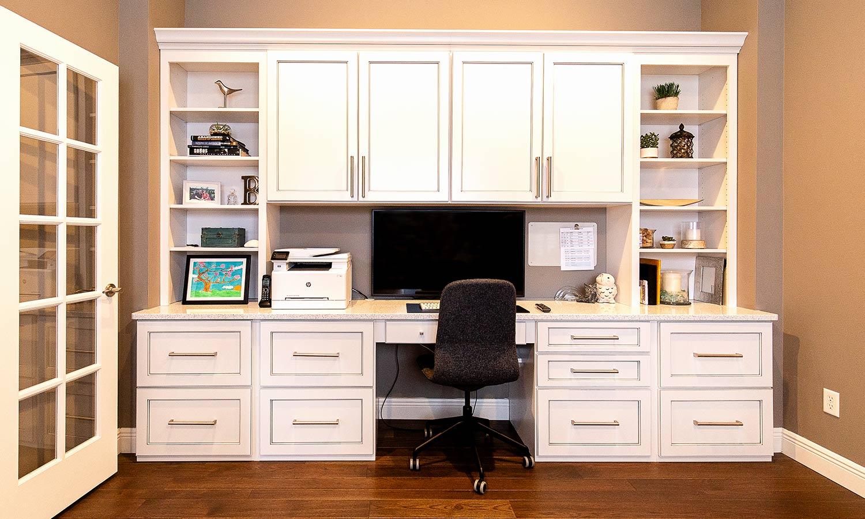 Home Office Design | Studio 11 Cabinets & Design