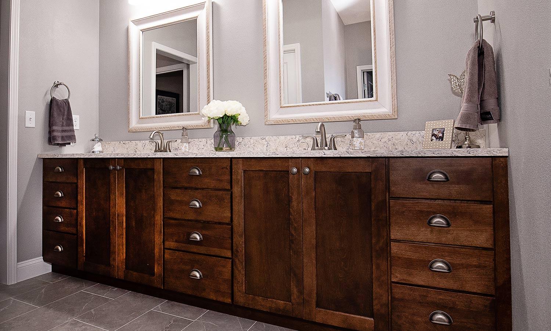 Modern Bathroom Design | Studio 11 Cabinets & Design
